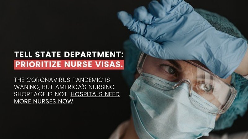 Sign the Petition – Help our Nurses!